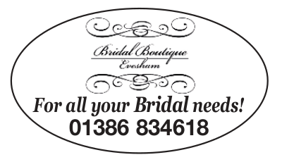 Bridal Boutique Oval