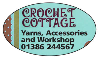 Crochet Cottage Oval