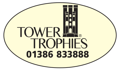 TowerTrophies Oval