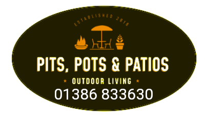 Pits, Pots & Patios Oval